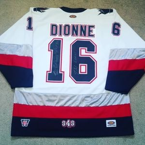 Marcel Dionne Charity Game Worn Hockey Jersey
